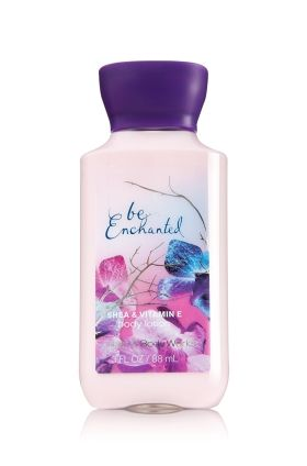 Bath & Body Works Signature Collection Travel Size Body Lotion Be Enchanted