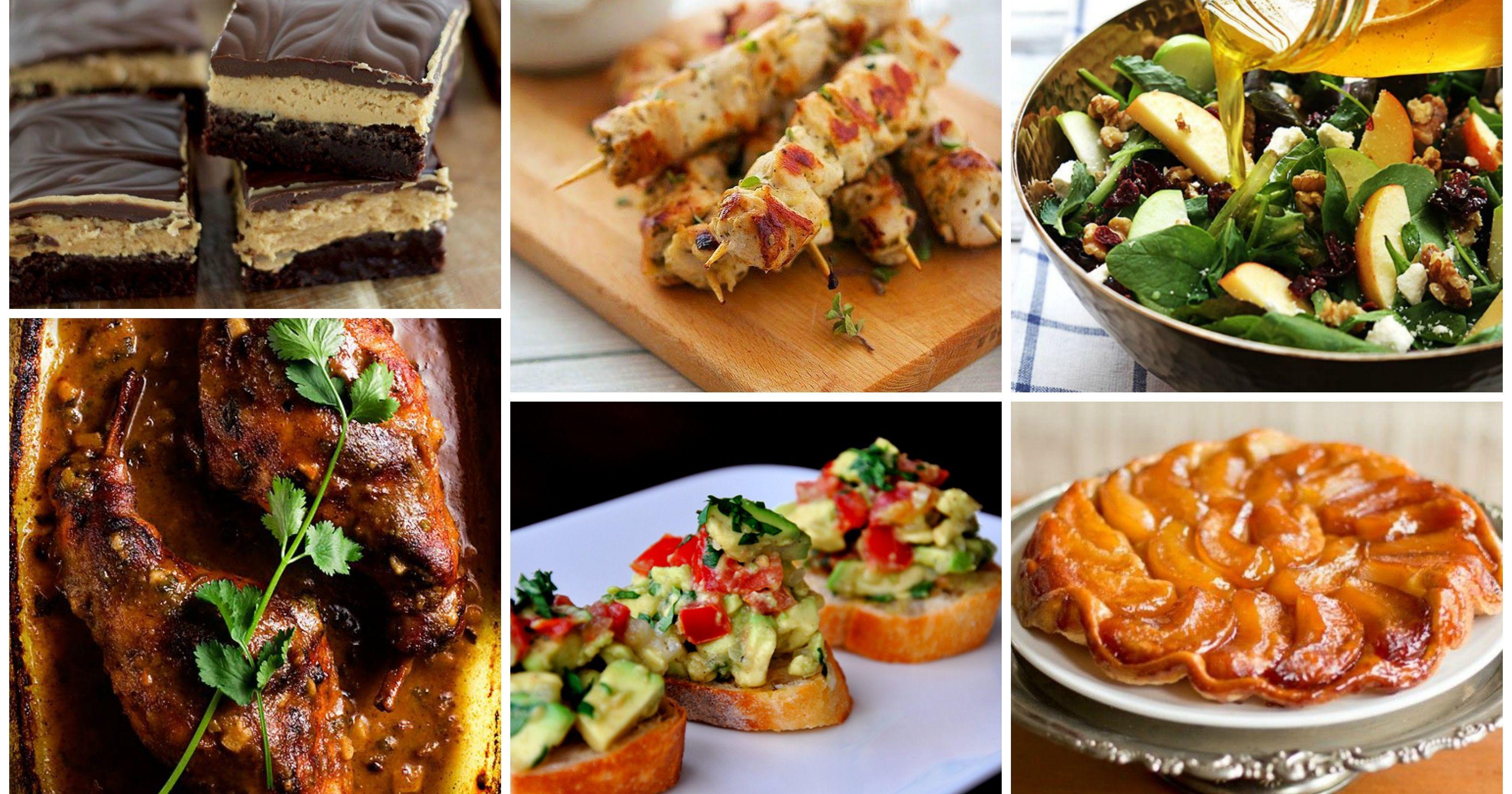 20 Ideas Para Una Deliciosa Cena De Nochevieja En El Trabajo Deliciosas Cenas Comidas Nochevieja Desayunos Faciles De Preparar