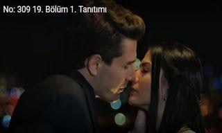 No 309 19 Bolum 1 Fragman Yorum Lale Ve Onur Un Romantik Anlari Dizi Yorum Fragman