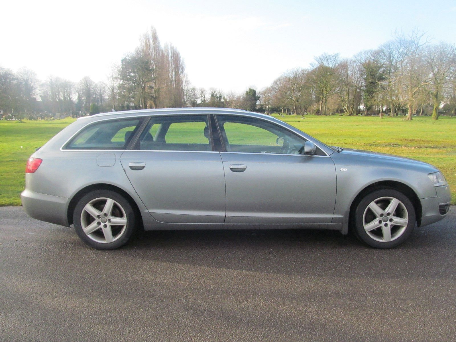 2008 audi a6 tdi spares repair salvage sold as non runner but starts