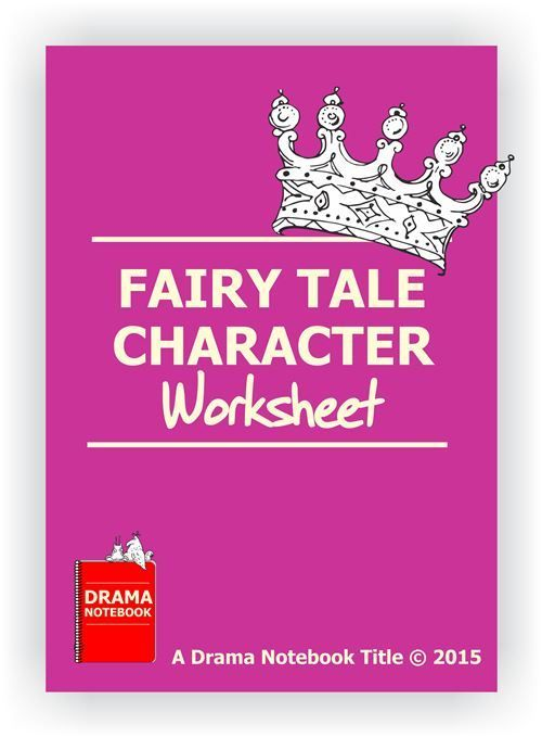 custom worksheet for students who are working with fairy tale characters includes simple and. Black Bedroom Furniture Sets. Home Design Ideas