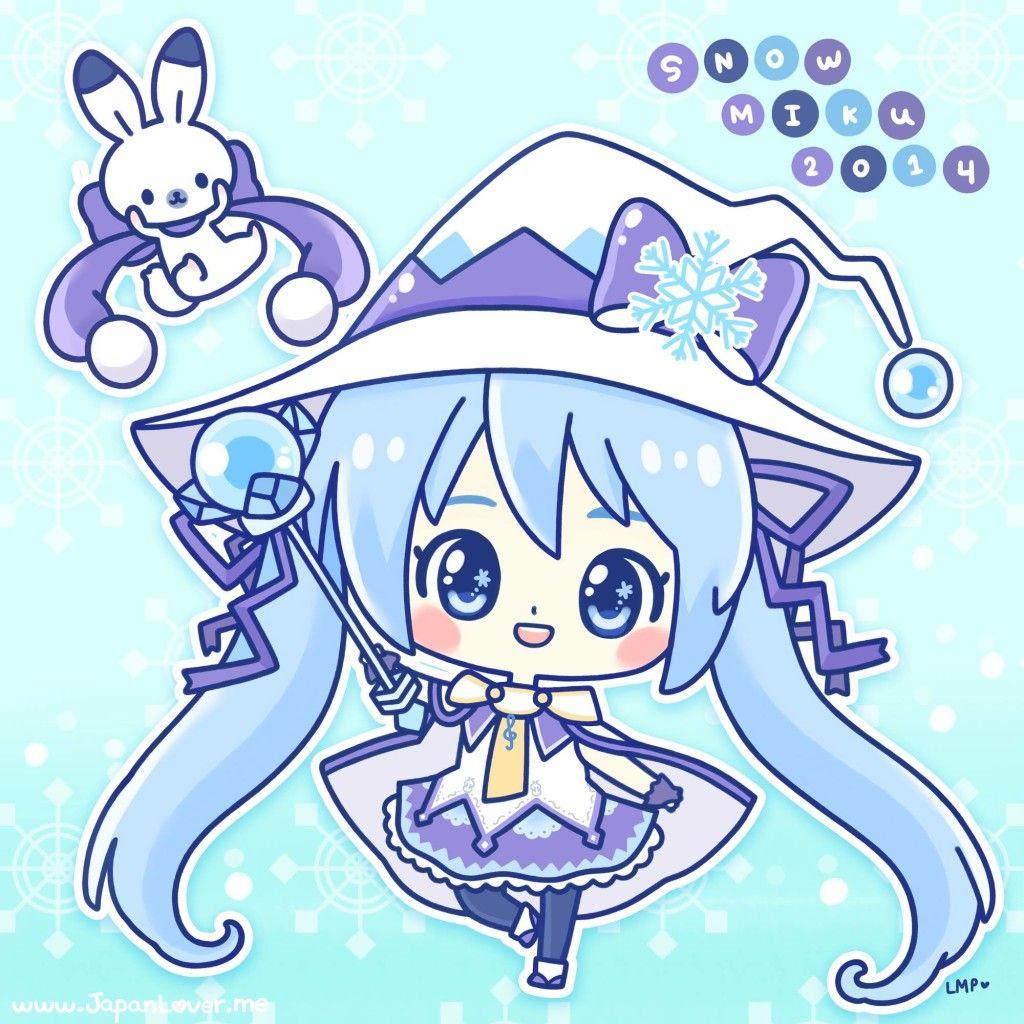 1x1.trans Snow Hatsune Miku 2014 피규어