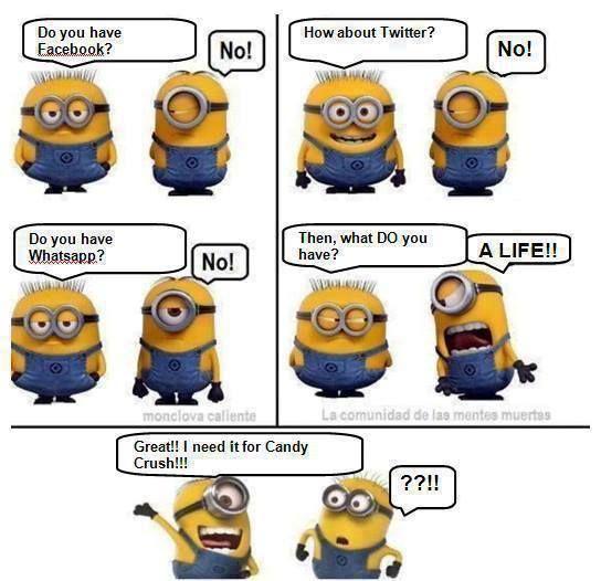Candy Minions Barbarawhite Co