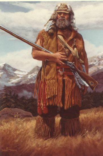 Mountain Men Prints Bing Images Western Art