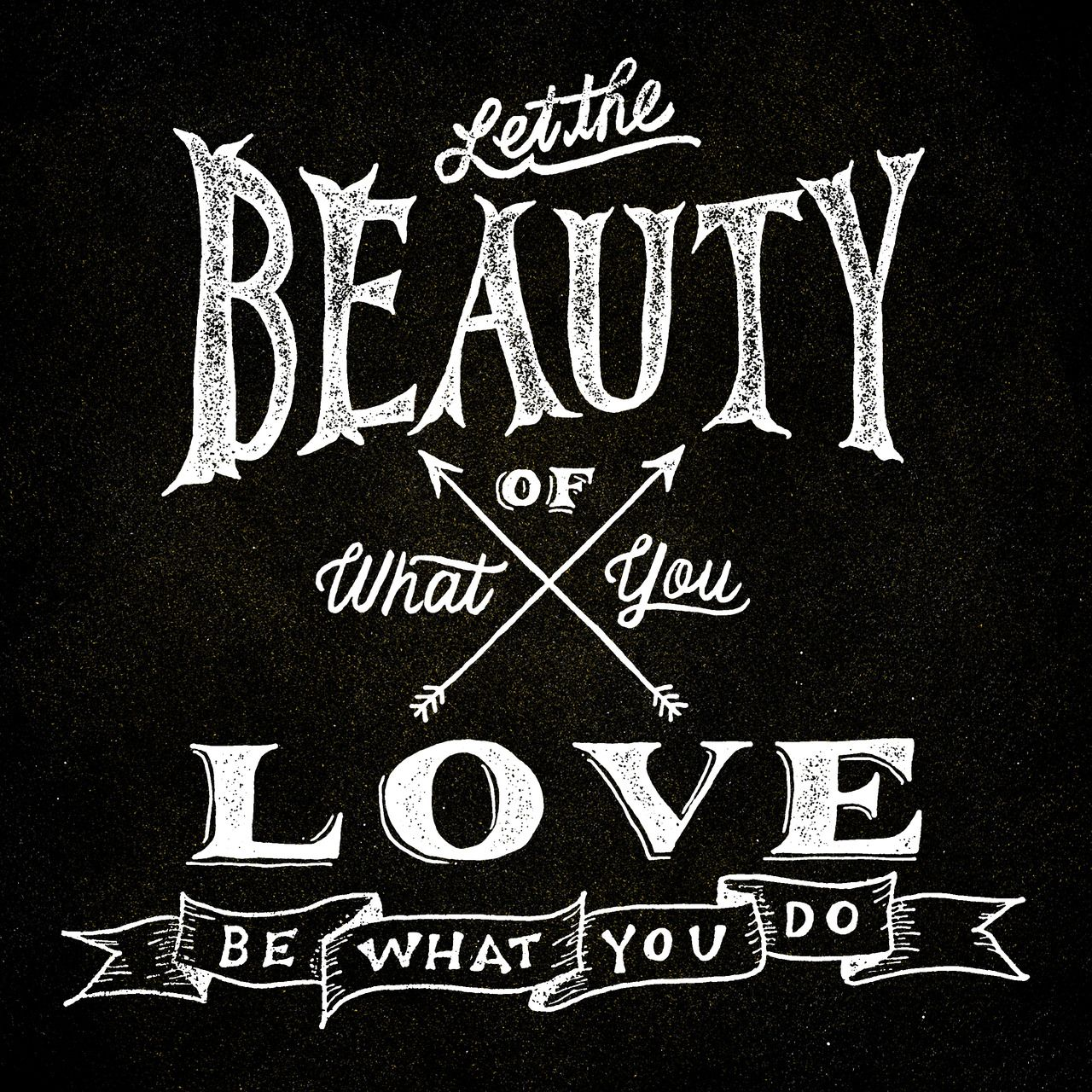 20 Inspiring and Beautiful Typographic Quotes