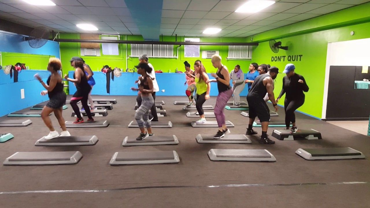 Xtreme Hip Hop With Phil Ladies Night Xhh Step Workout Hip