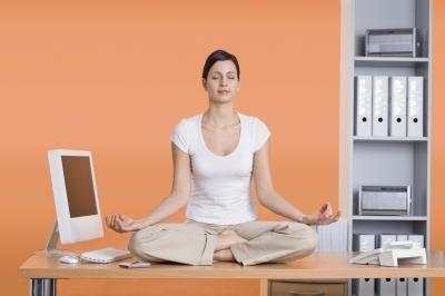 at your desk exercises  yoga breathing exercises stress