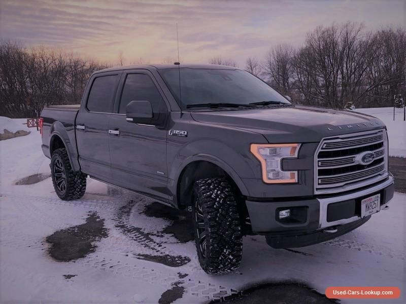 2016 Ford F 150 Limited ford f150 forsale unitedstates