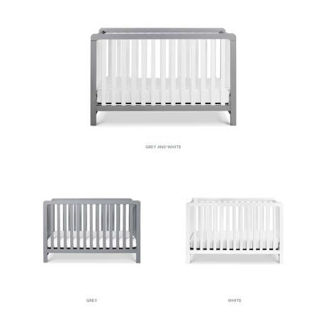 Colby 4 In 1 Convertible Crib Convertible Crib Cribs