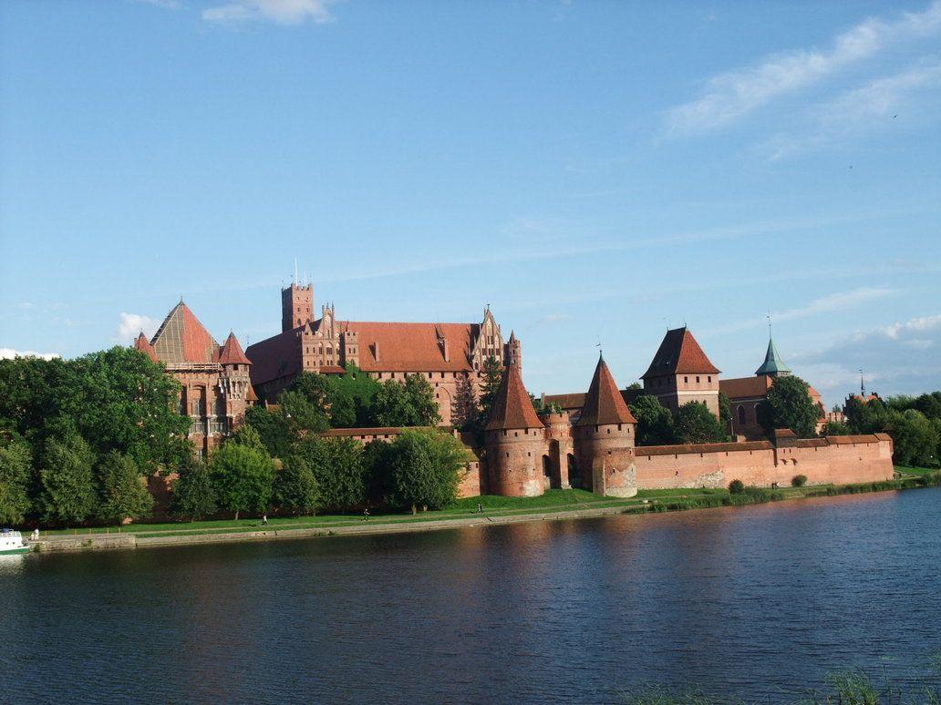 Magdeburg Castle By Matejz On Deviantart Castle Germany Castles Magdeburg