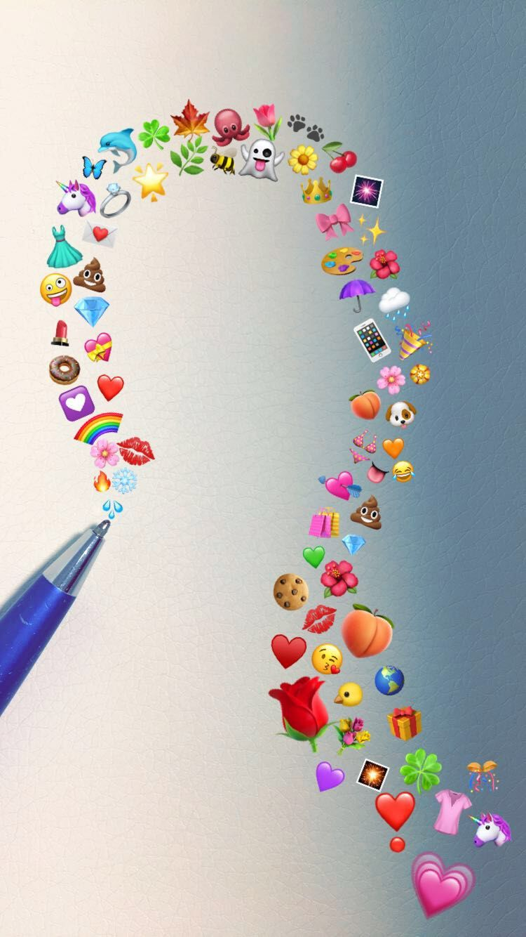 Fotos Tumblr Con Emojis Buscar Con Google Sfondi Iphone