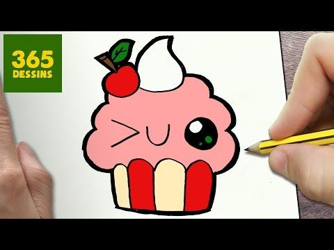Comment dessiner kinder kawaii tape par tape dessins - Dessin de noel facile a faire ...