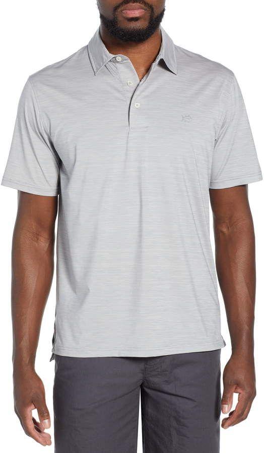 Joe Wenko Mens Stripe Tee Casual Polo Short Sleeve Top T-Shirt