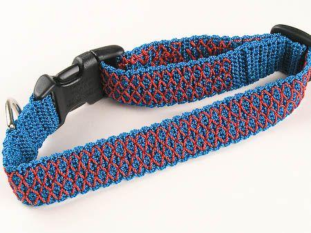 Smocked Crochet Dog Collar Crochet Inspiration Items Yarn Misc