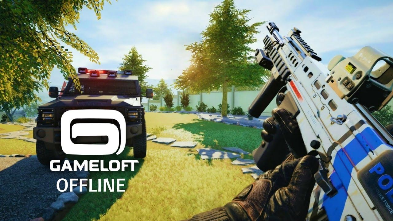 Top 10 Offline Gameloft Games for Android/IOS [GameZone