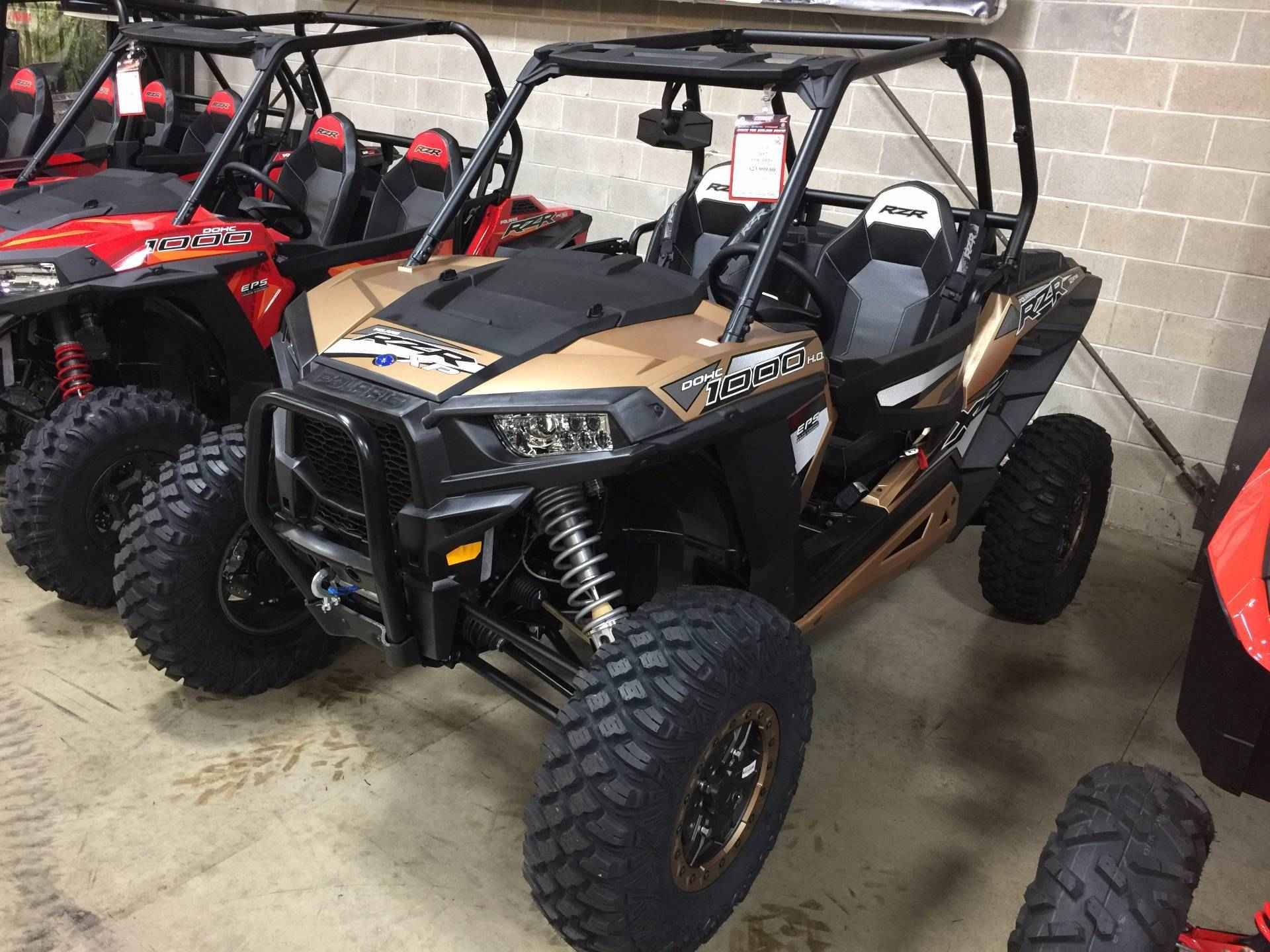 New 2017 Polaris RZR XP' 1000 EPS LE ATVs For Sale in Illinois