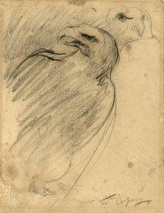 Prud'hon, Delacroix, Carpeaux. Feuilles d'exception provenant de la collection du musée des Arts décoratifs