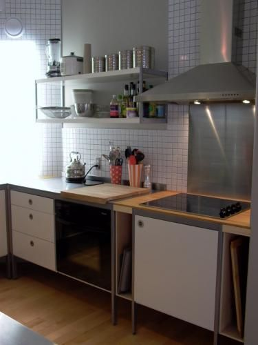 IKEAFANS - Galleries - Fitted NUMERAR counter for the UDDEN Like the