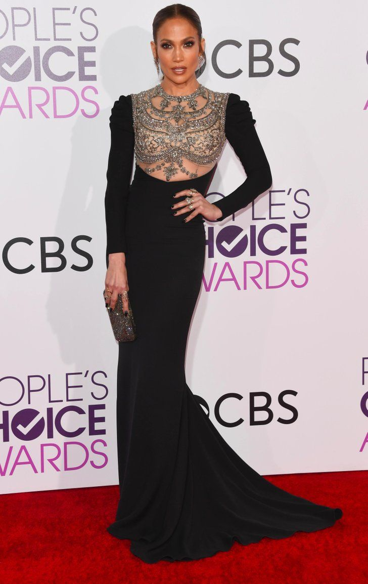 Your heart is not ready for jennifer lopezus peopleus choice awards