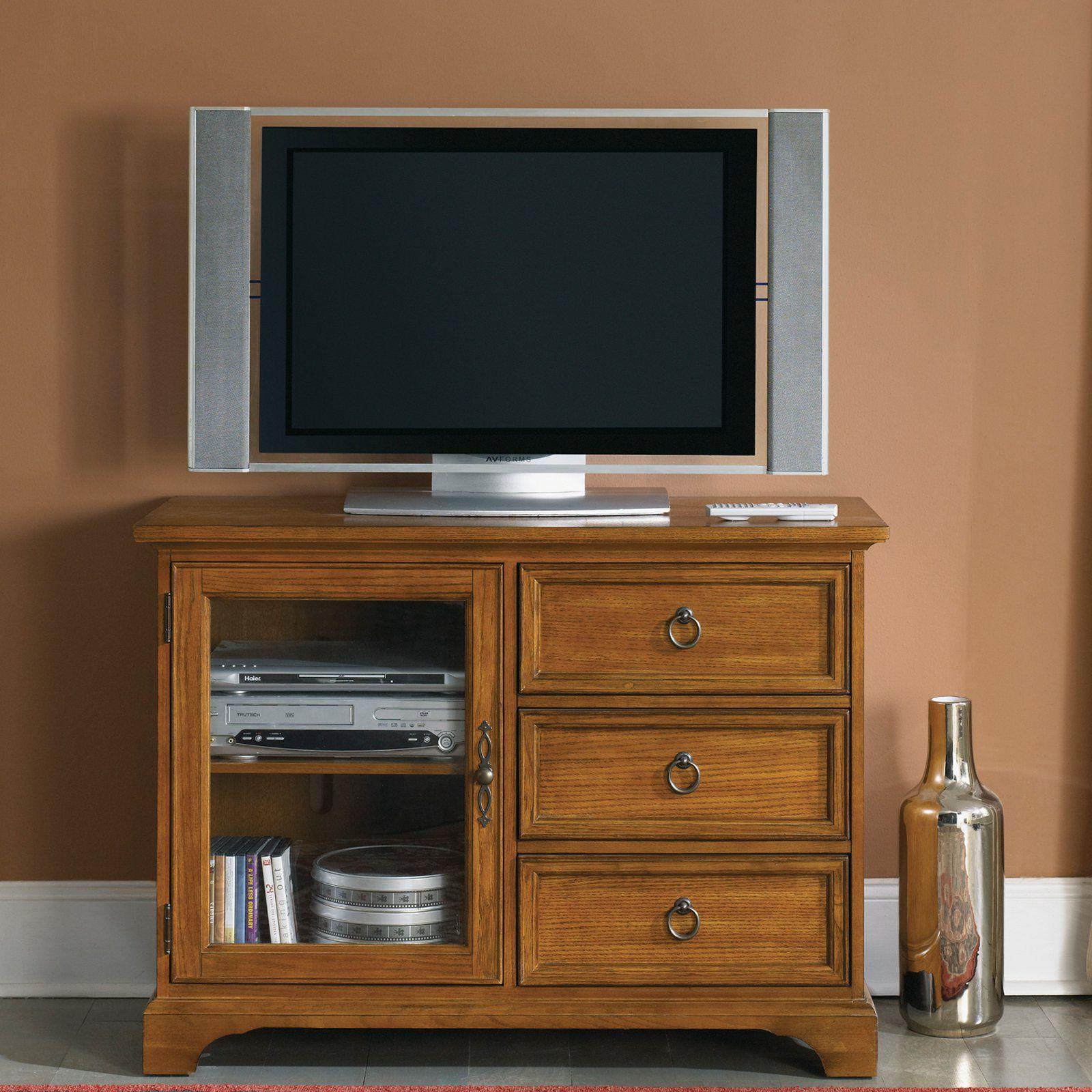Liberty Furniture Beacon TV Stand Oak