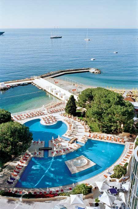 Le Meridien Beach Plaza Monte Carlo Five Star Alliance Dream Vacations European Vacation Monaco