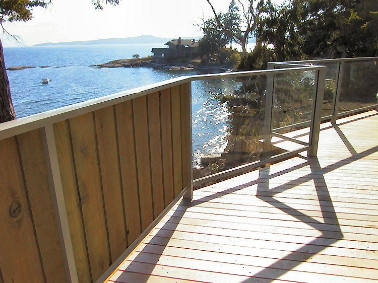 Beautiful Balcony Panels for Decks