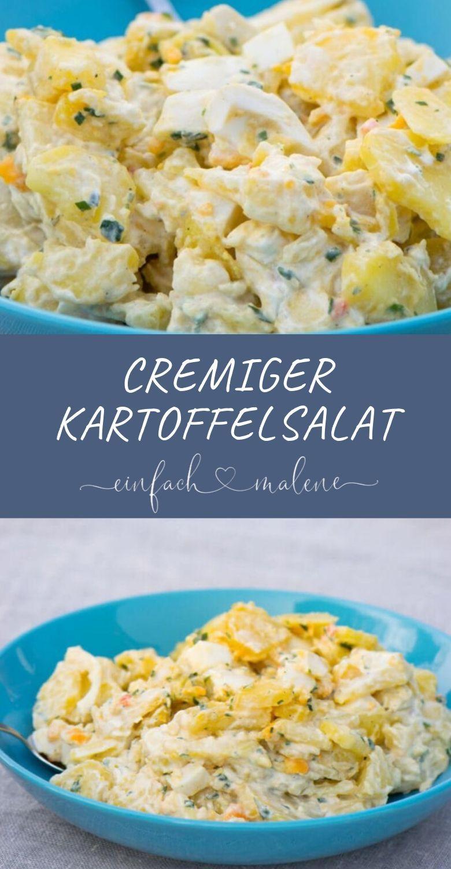 So schnell geht Kartoffelsalat - 1 Rezept für 2 Varianten