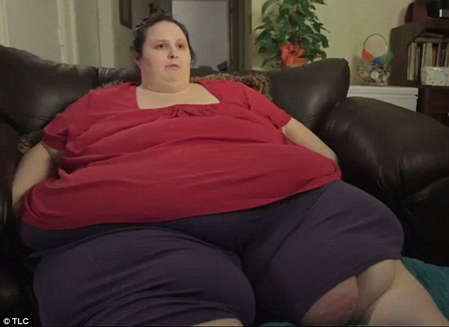 Obese Woman Gains Even More Weight After Her Son Is -2943