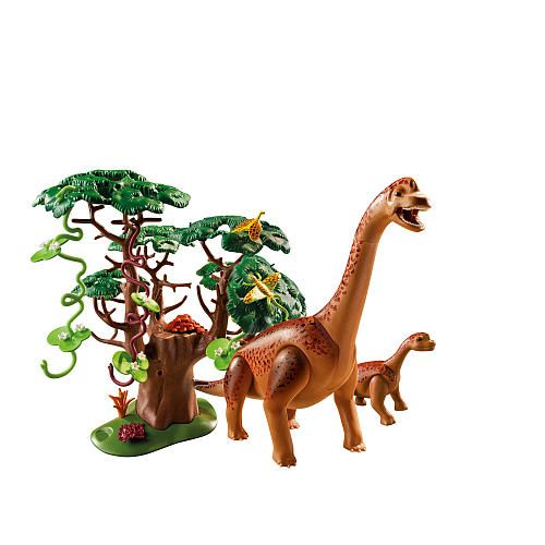 Playmobil Brachiosaurus With Baby Playmobil Toys Quot R Quot Us