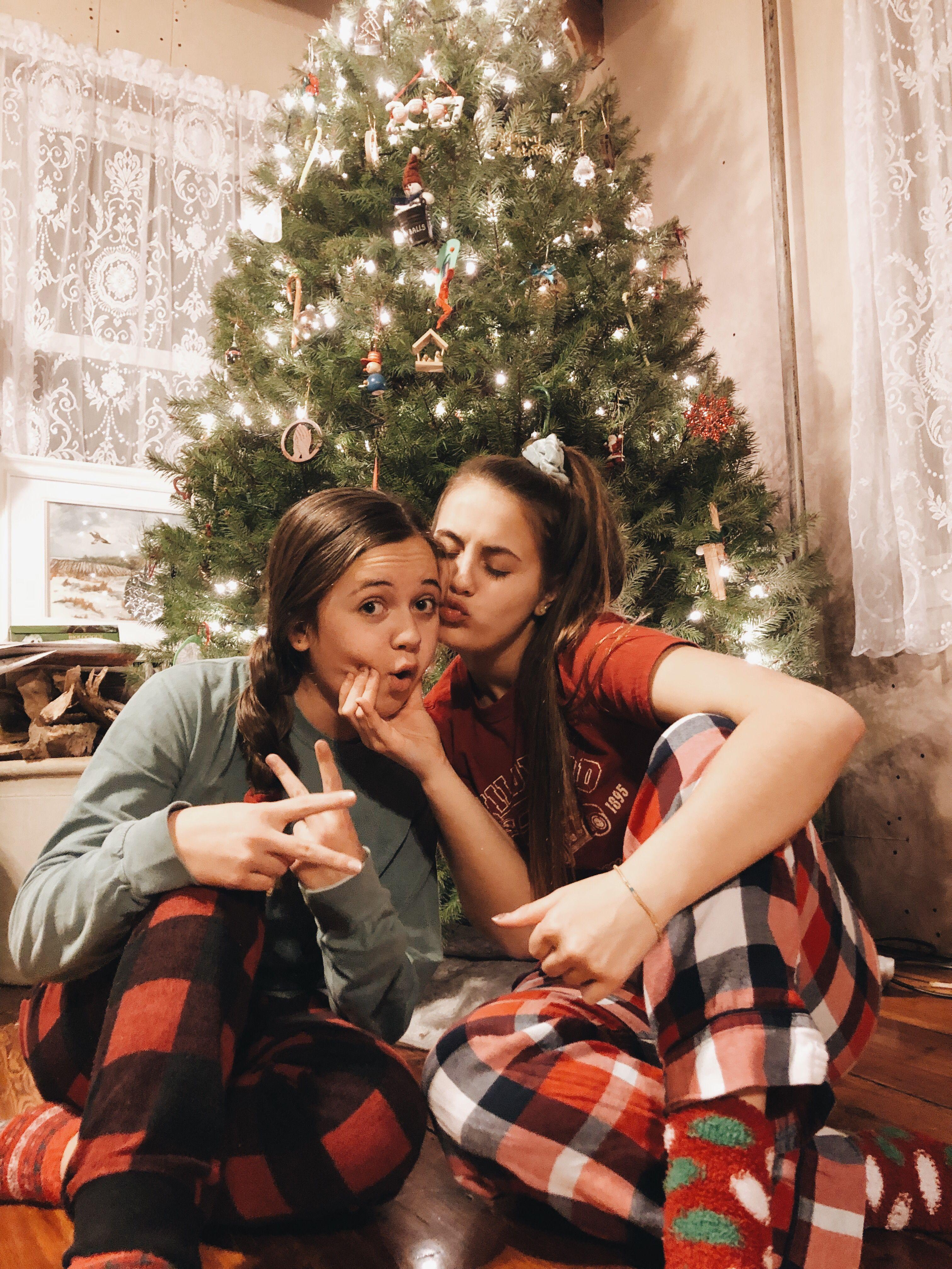 Tumblr Instagram Fotografia Goals Creativas Sentada Invierno Navidad Sentada Christmas Pictures Friends Christmas Photoshoot Friend Photoshoot