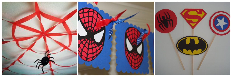 Invitaciones De Cumplea±os De Spiderman Para Descargar Al Celular 1