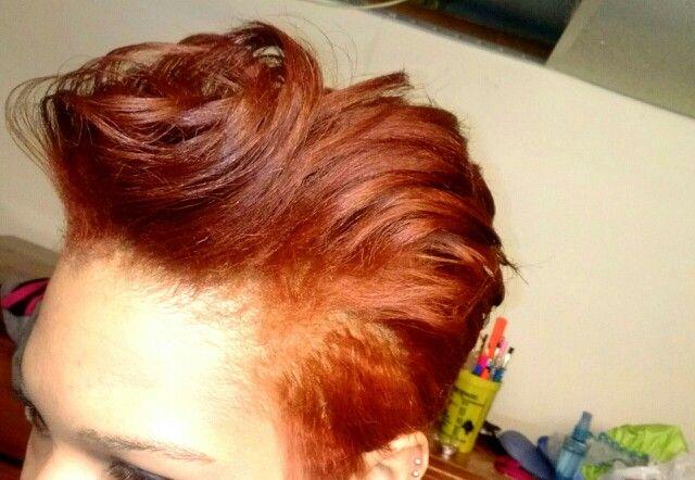 I Call It Grease Lightning Long Hair Styles Hair Envy Short Hair Styles