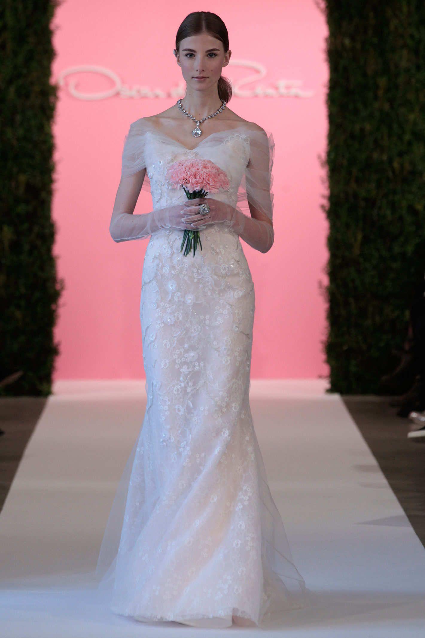 Oscar de la Renta Designer Profile | Wedding Gowns | Pinterest ...