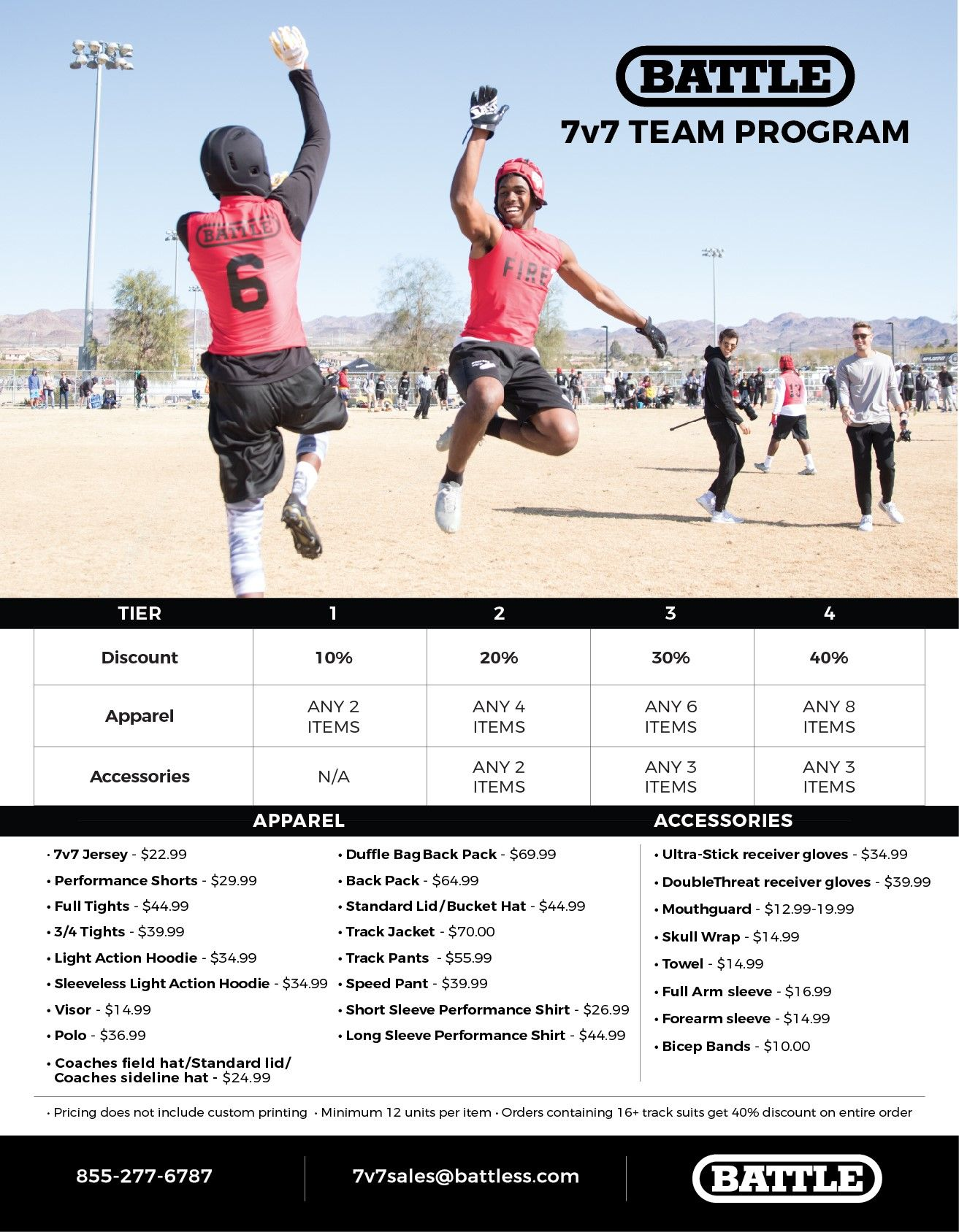 7v7 uniform program uniform performance shorts soccer