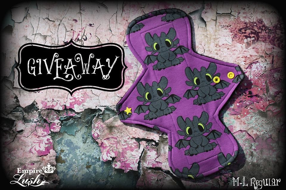Empire Lush Has Monthly Giveaways Our Latest Was This Adorable