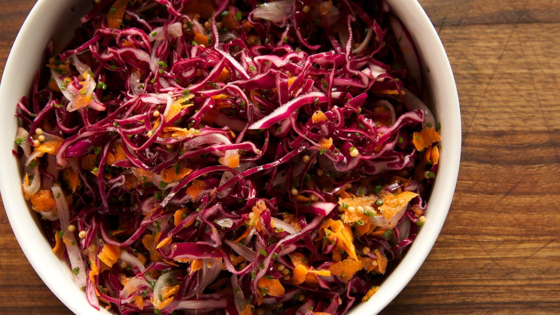 Red Coleslaw Recipe Coleslaw Red Cabbage Coleslaw Smoked Brisket