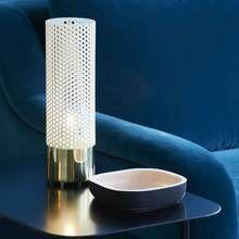 Lampe  poser Laiton H33cm SABINE