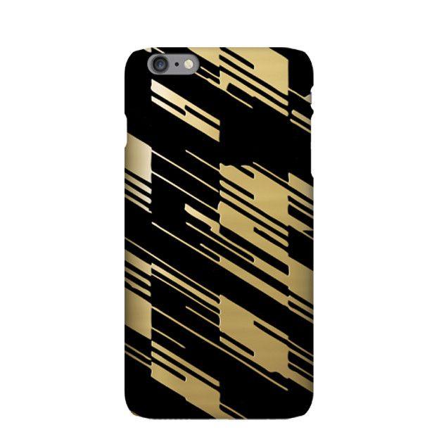 Harper & Blake Burst Houndstooth Print iPhone Case.