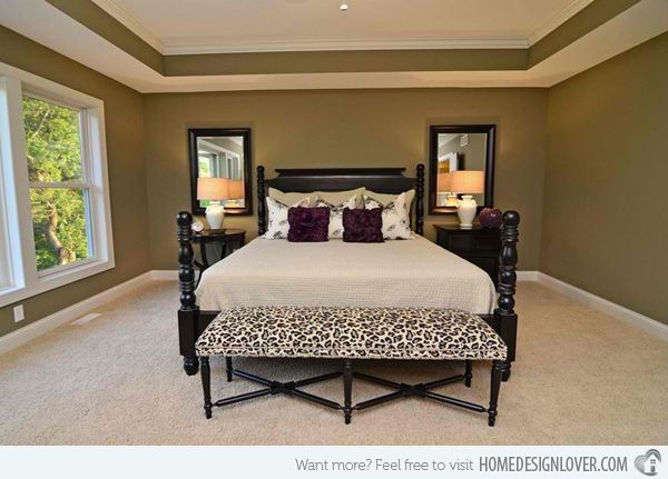 15 Lovely Bedrooms With Leopard Accents Home Design Lover Bedroom Design Traditional Bedroom Traditional Bedroom Design Lovely bedrooms with leopard accents