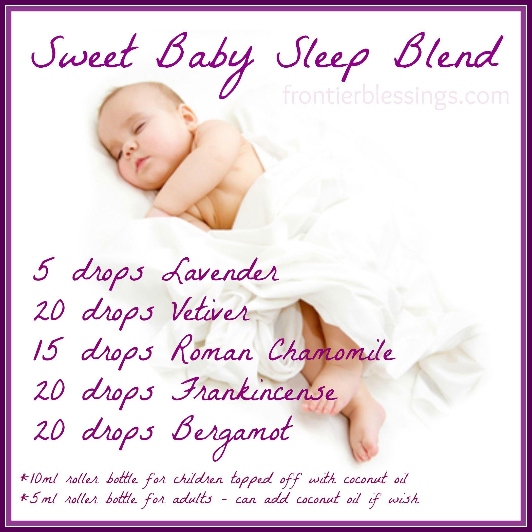 Sweet Baby Sleep Blend Jpg 2 100 215 2 100 Pixels Doterra