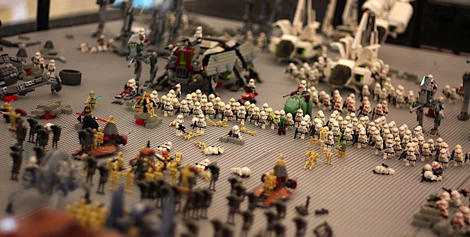 Clone War Battle
