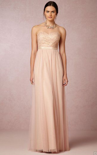 Sweetheart Sleeveless Tulle Empire A Line Bridesmaid Dresses Blush Dress Uk