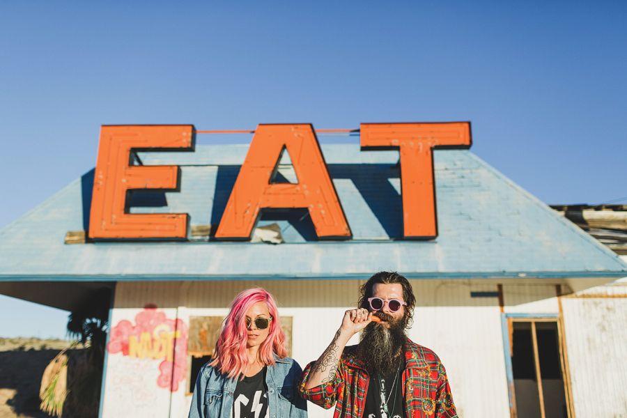 Ainsley & Sebastien // California