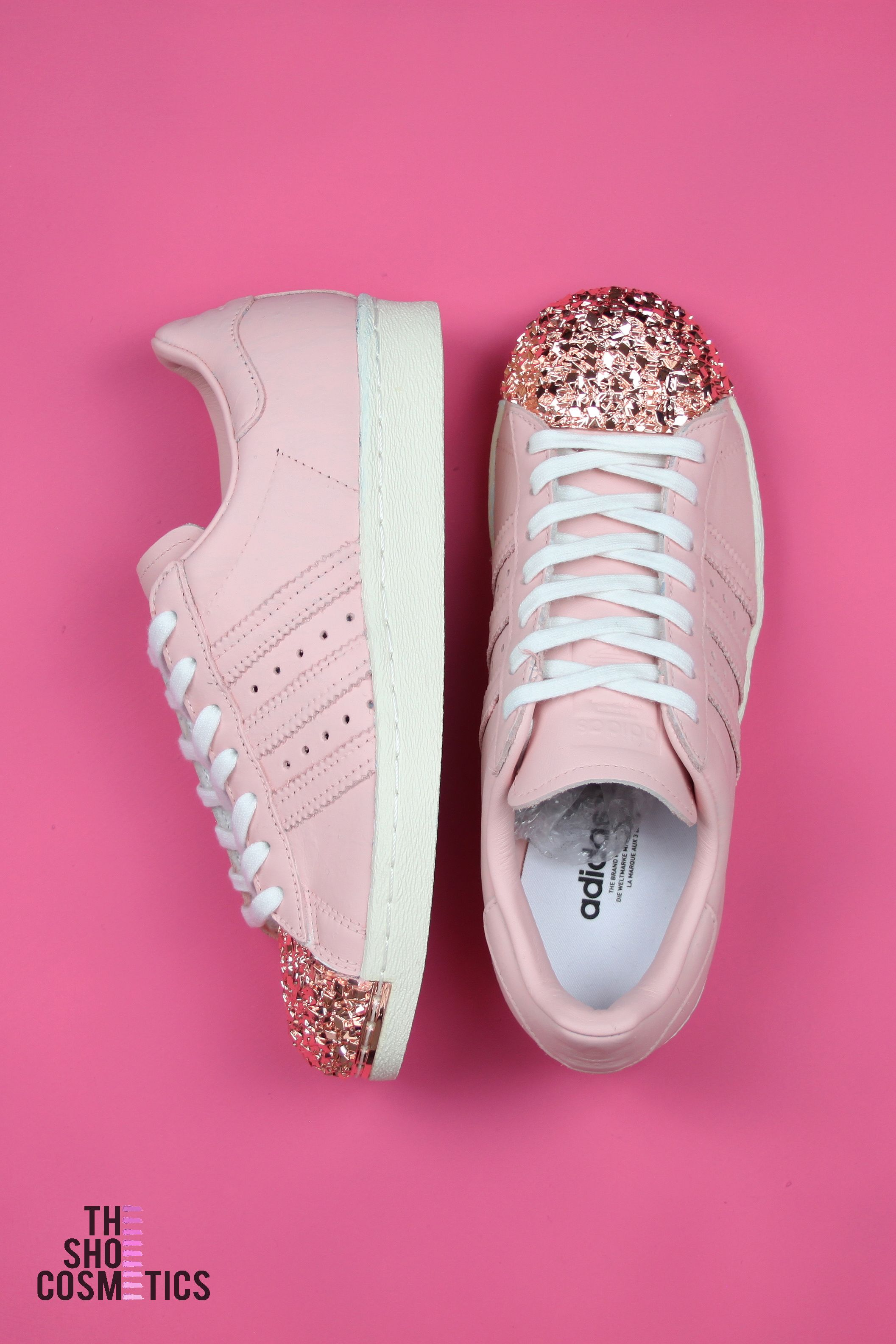 rose rosa d'oro adidas superstar rose d'oro adidas, dipinto