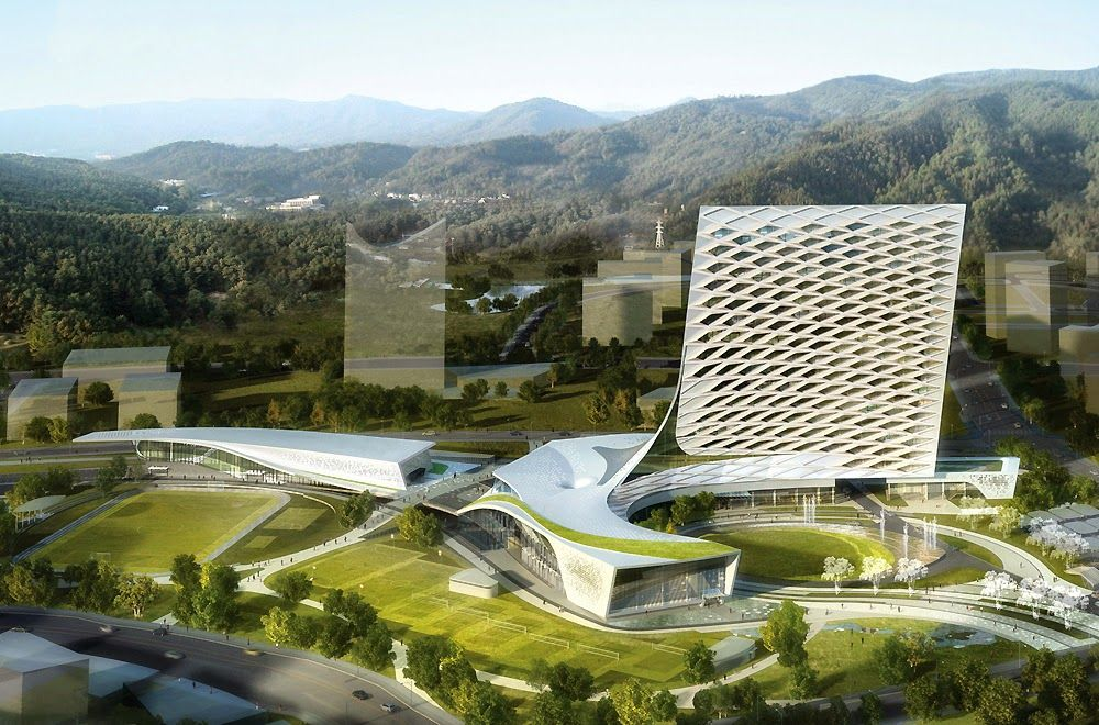 Architecture Design University architect: housing corporation ( drds ) in korea / university