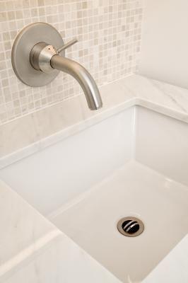 How To Get Rid Of Smells In The Sink Sink Slab Leak Sink Drain
