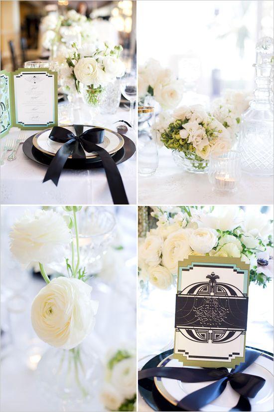 Romantic Table Decor From Alchemy Fine Events & Isari Flower Studio ...
