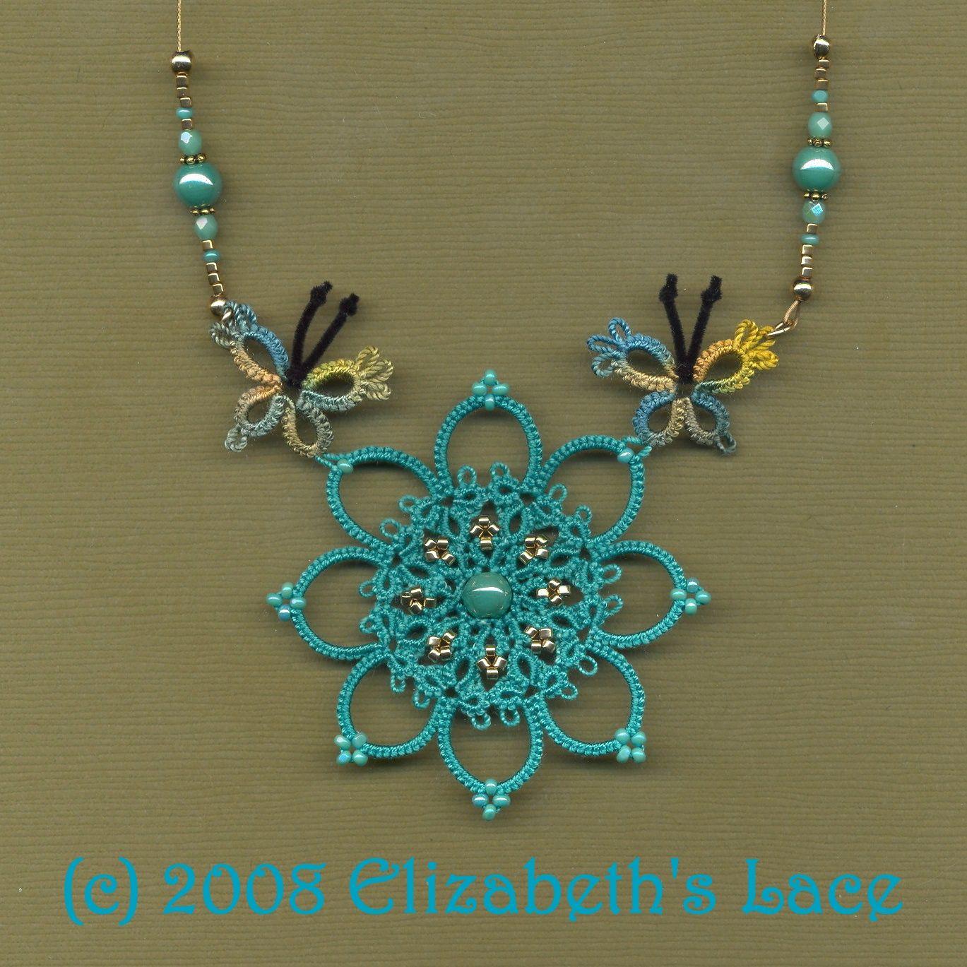 Elizabeth's Lace: Motif Twenty-Three