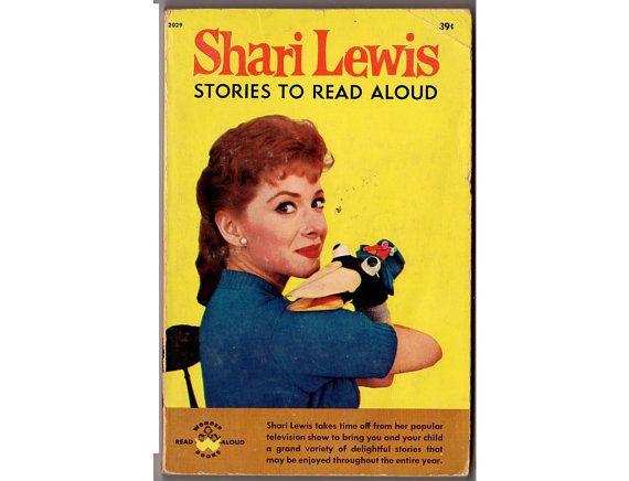 Shari Lewis Stories to Read Aloud Vintage by vintagebarrel on Etsy
