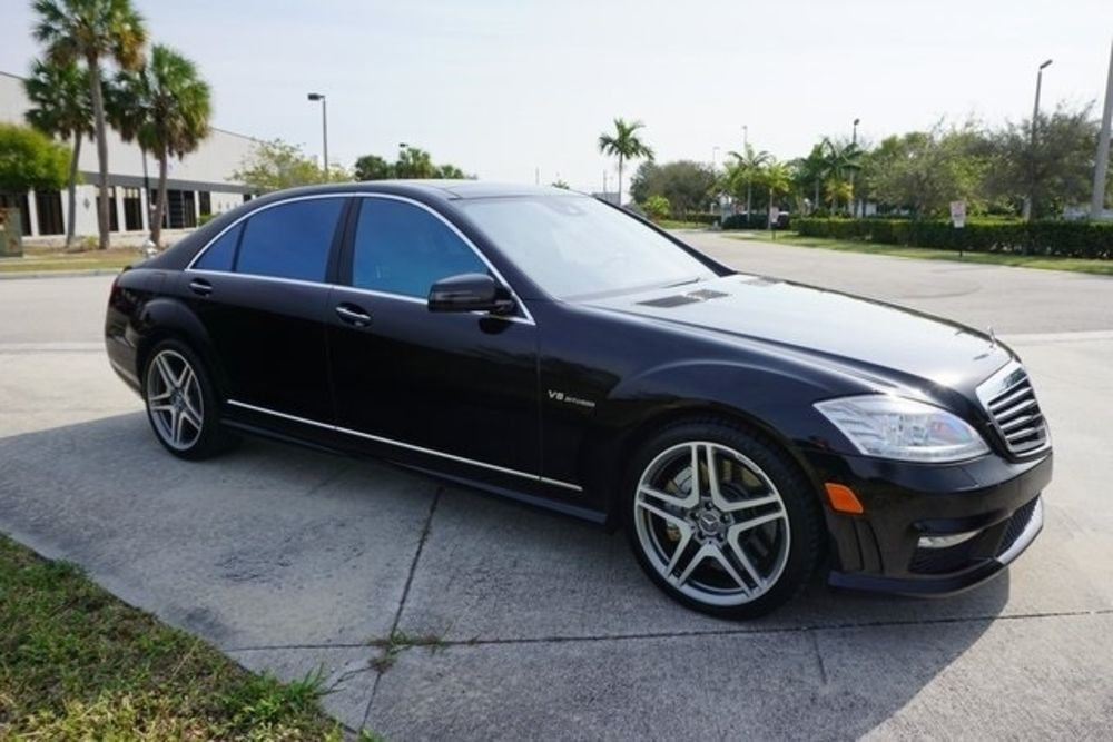 2012 MercedesBenz SClass S63 AMG For Sale Exotic Cars